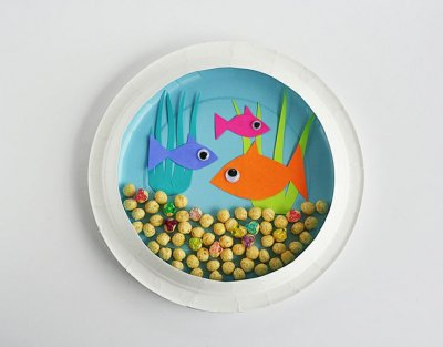 8 Paper Plate Crafts For Summer Cute Kids Finds