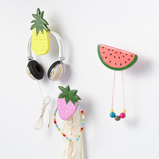 Fresh Fruit Wall Decor For Kids Rooms
