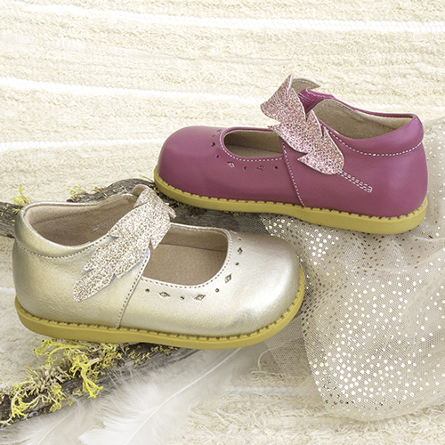 Livie and Luca Plume shoes