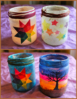 Jar Lanterns For Holiday Kids Crafts Cute Kids Finds