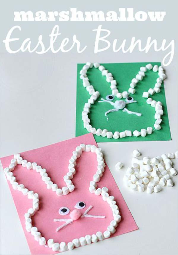 Easter Crafts Ideas For Kids Part - 33: 24 Easter Crafts Kids Can Make