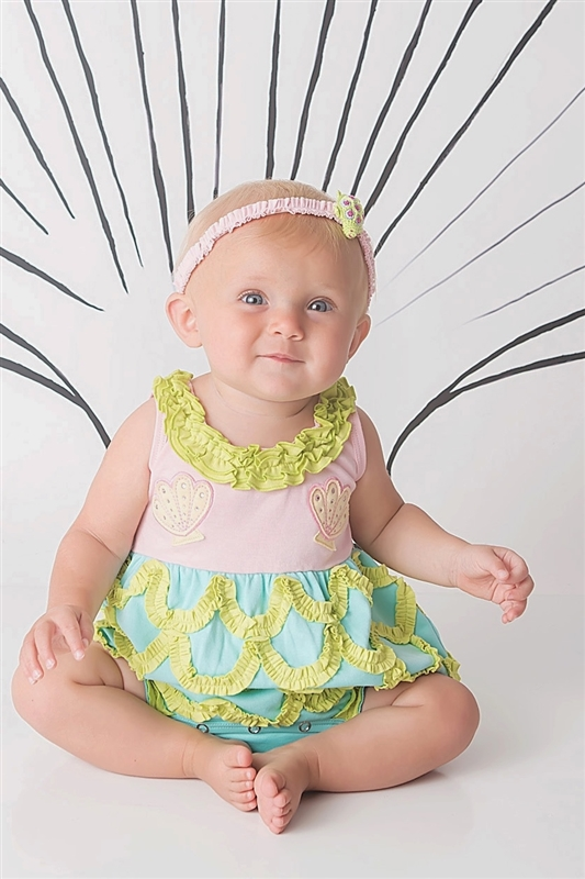 Lemon Loves Layette romper