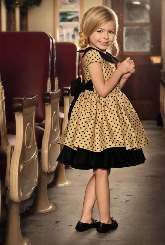 Persnickety Clothing Josephine dress