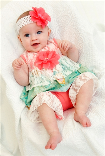 New Peaches N Cream Baby Girl Outfits For Newborn And Toddlers