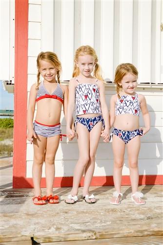 Kate Mack swimwear
