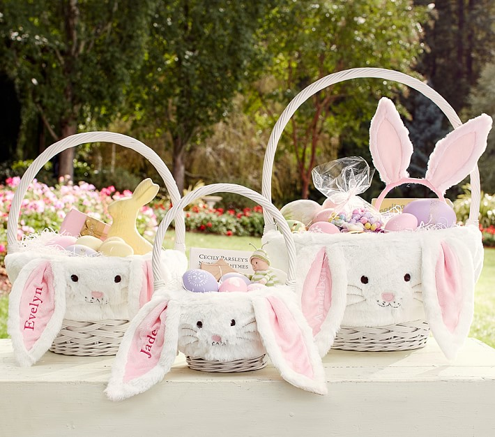 Personalized Easter Baskets Decorations Party Supplies And Toys