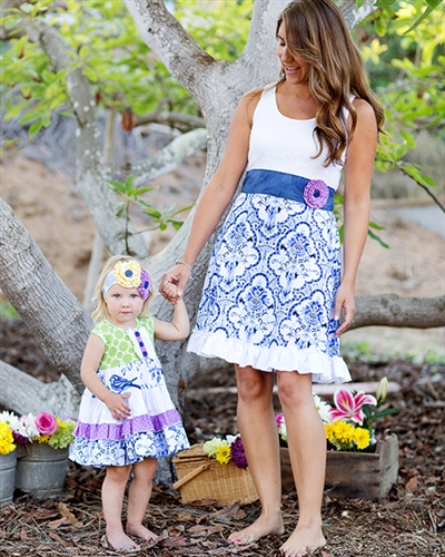 Matching Mommy And Me Outfits From Giggle Moon