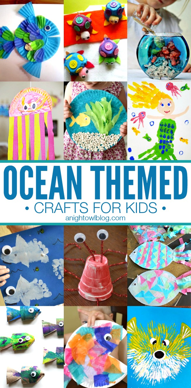 Ocean-Themed-Crafts-for-Kids