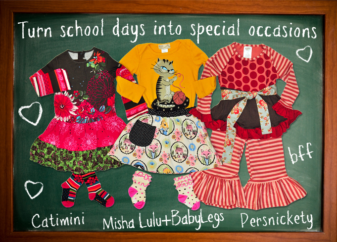 Back to school Kids Clothes