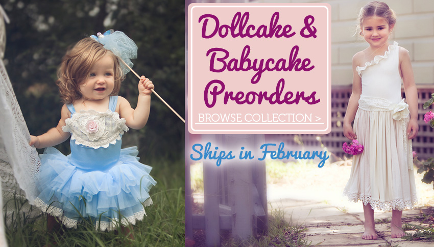 Browse Dollcake & Babycake Spring Collections