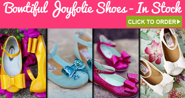 Joyfolie Shoes are In Stock