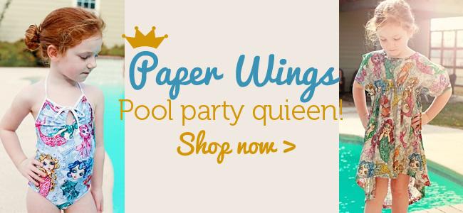 Paper Wings Spring 2014