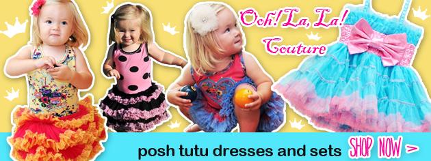 cute girl clothes, Ooh! La. La! Couture girl clothes