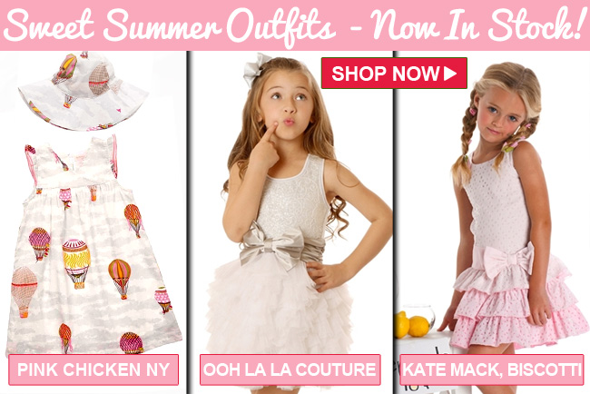 In Stock: Ooh La La Couture and More!