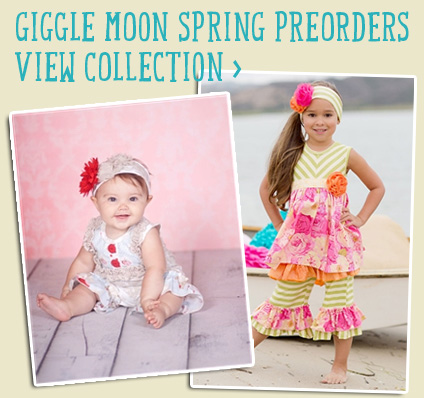Shop Giggle Moon Spring 2014 Preorders