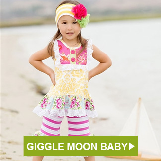 Giggle Moon Sweet as Honey Swing Set