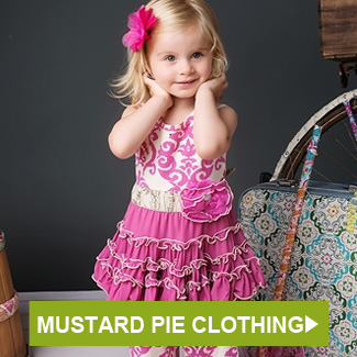 Mustard Pie Clothing Mia Dress