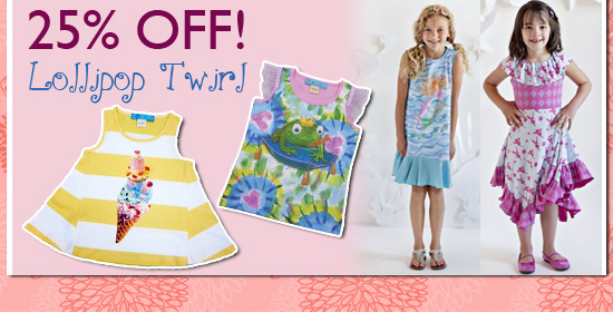 Lollipop Twirl Sale
