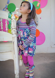 Little Joule Hayley Dress