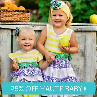 Haute Baby Sale