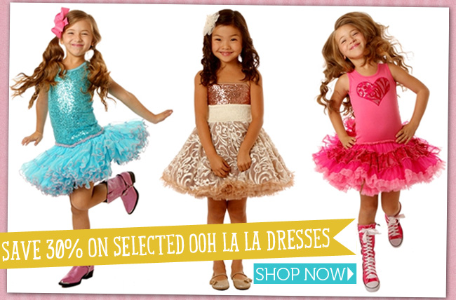 Ooh La La Couture Sale
