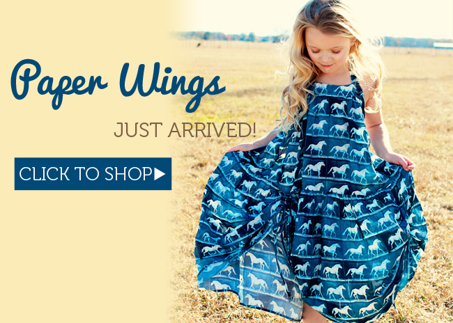 Paper Wings Clothing Spring 2014 In Stock