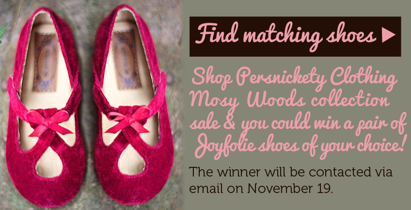 Win a pair of Joyfolie shoes!