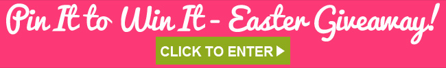 Pin It To Win It Easter Giveaway