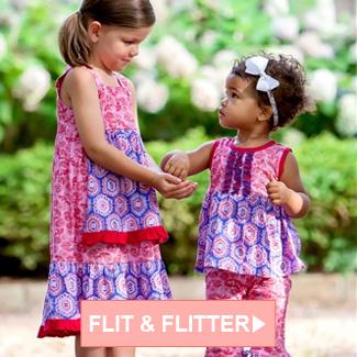 Flit and Flitter