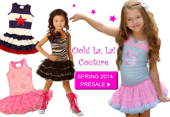 Ooh La La Couture Spring 2014