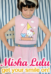 cute girl clothes, Misha Lulu girlclothes